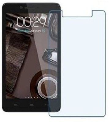 EASYBIZZ Tempered Glass Guard for Micromax A102(Pack of 1)
