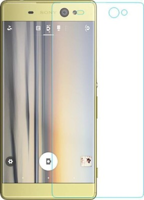 REZAWZ Tempered Glass Guard for Sony Xa Ultra(Pack of 1)
