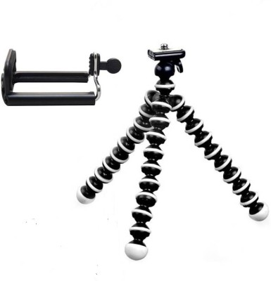 white panther M Tripod(Multicolor, Supports Up to 1200 g)