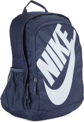 24% OFF on Nike NK Hayward Futura - Solid 25 L Backpack(Blue) on Flipkart  8c965cd00435d