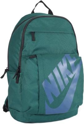 c1a01496fa7 20% OFF on Nike NK ELMNTL 25 Backpack(Green) on Flipkart   PaisaWapas.com