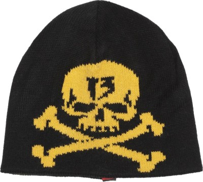 2e7d4a258 67% OFF on iSweven Woven Winter, Skull, Knitted Woolen Cap on ...