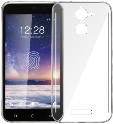 Premsons Back Cover for Coolpad Note 3 Lite White Silicon Pudding Soft TPU Cover Case(White, Shock Proof, Flexible Case)