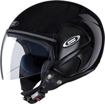 Studds CUB(BLACK) Motorbike Helmet(Black)