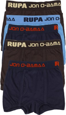 Rupa Jon Kids Brief For Boys(Multicolor Pack of 5)