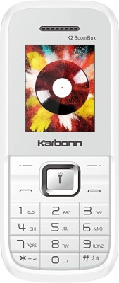 Karbonn K2 Boom Box(White)
