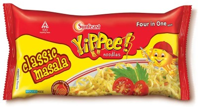 Yippee Classic Masala Instant Noodles 280 g(Vegetarian)