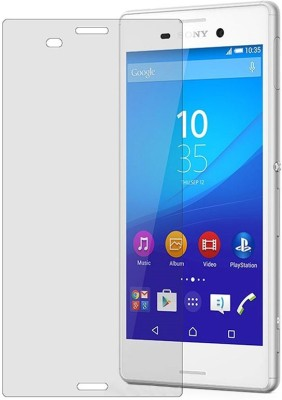 Dainty Tempered Glass Guard for Sony Xperia M4 Aqua Dual (5 inch)