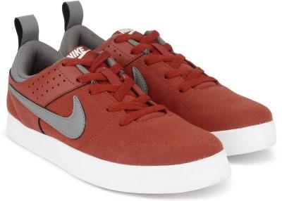 Nike LITEFORCE III Sneakers For Men(Orange) 1