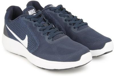 Nike REVOLUTION 3 Running Shoes For Men(Blue) 1