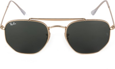 0a38b8f231 20% OFF on Ray-Ban Wrap-around Sunglasses(Green) on Flipkart ...