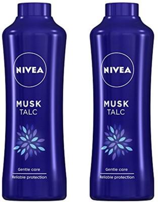 Nivea Musk Talk 400g Combo(400 g)