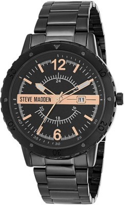 Steve Madden SMW142Q-BK SM Watch  - For Men