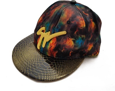 Vritraz Animal Print Unisex Adjustable 3D Printed Flat Sports, Baseball Cap,Hip Hop Dancing Snapback Hat for Men And Women TV Cap Flipkart