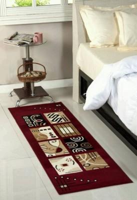 The Haryana Prints Multicolor Cotton Runner(121 cm  X 183 cm) at flipkart