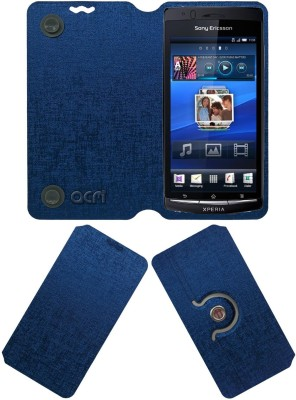 ACM Pouch for Sony Ericsson Xperia Arc S Lt18i(Orange, Waterproof, Silicon)