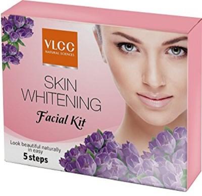 VLCC Skin whitening mini facial kit 25g 25 g(Set of 5)  available at flipkart for Rs.99