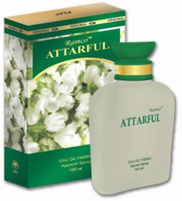 Ramco Perfumes Attarful Eau De Fabric Perfume  -  100 ml(For Women)  available at flipkart for Rs.195