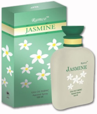 Ramco Perfumes Jasmine Eau de Fabric Perfume  -  100 ml(For Women)  available at flipkart for Rs.195