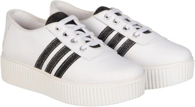 Zapatoz sneakers Sneakers For Women White