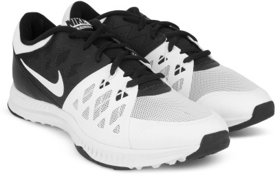Nike AIR EPIC SPEED TR II Training Shoes For Men(Black, White) 1