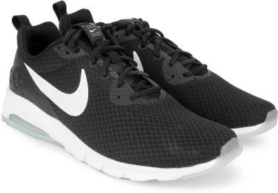 Nike AIR MAX MOTION LW Running Shoes For Men(Black, White) 1