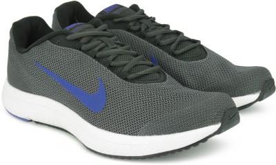 Nike RUNALLDAY Running Shoes For Men(Black, Grey) 1