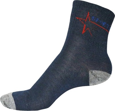 STYLATHON Men's Solid Ankle Length Socks