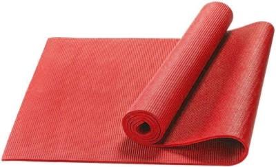 Klixx Comfort Yoga Mat-GL029 Red 5 mm Yoga Mat