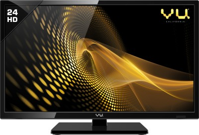 Vu 60cm (24 inch) HD Ready LED TV(6024F) (Vu)  Buy Online