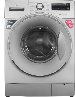 IFB 6.5 kg Fully Automatic Front Load Washing Machine Silver(Senorita WXS)   Washing Machine  (IFB)
