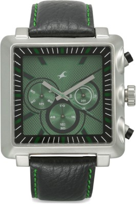 Fastrack 3111SL02 Chronograph Analog Watch For Men