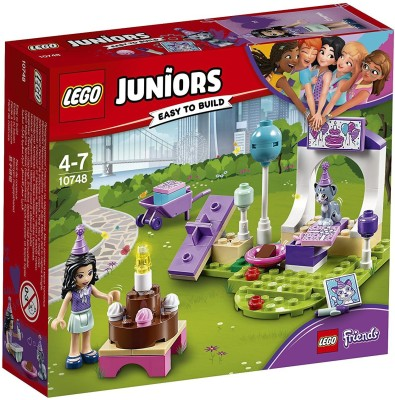Lego Emma's Pet Party(Multicolor)