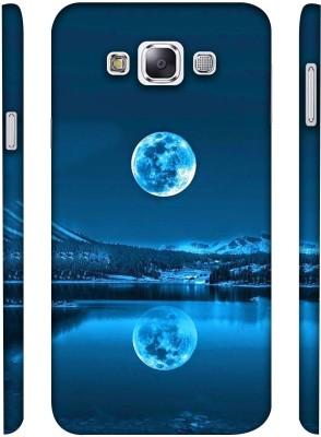 Casotec Back Cover for SAMSUNG Galaxy E7(Multicolor, Plastic)