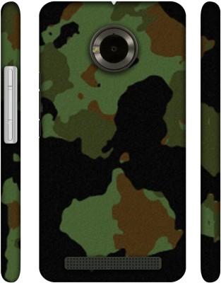 Casotec Back Cover for Micromax YU Yuphoria AQ5010(Multicolor, Plastic)