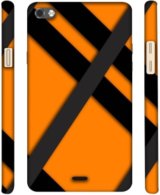Casotec Back Cover for Micromax Canvas Sliver 5 Q450 Multicolor