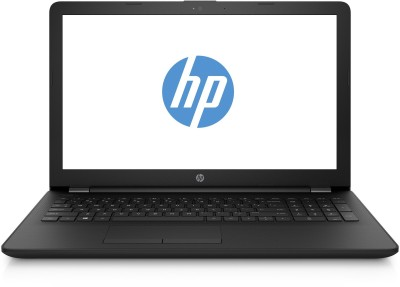 HP i3 Core i3 6th Gen - (4 GB/1 TB HDD/DOS) BU003TU Laptop(15.6 inch, Jet Black)