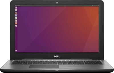 Dell Inspiron Core i3 6th Gen - (4 GB/1 TB HDD/Linux) 5567 Laptop(15.6 inch, Black, 2.36 kg)