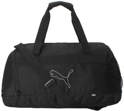 b63b9029eef6 Puma Echo Sports Bag Travel Duffel Bag(Black)