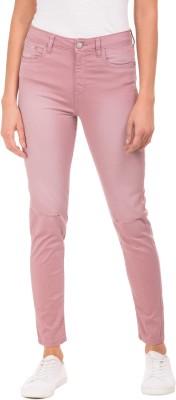 DJ &C by FBB Slim Women Pink Jeans