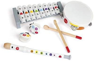 Janod Musical Instrument Set(Multicolor)