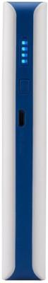 Syska 10000 Power Bank (White Blue, X-100)(White Blue, Lithium-ion)