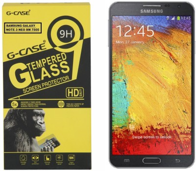 G-case Tempered Glass Guard for FOR Samsung Galaxy Note 3 Neo SM-N7505