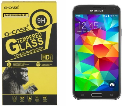 G-case Tempered Glass Guard for FOR Samsung Galaxy S5