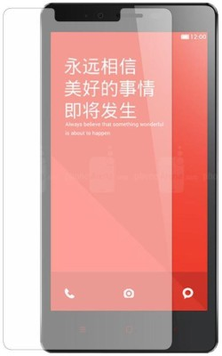 Big Zee Tempered Glass Guard for Mi Redmi Note 4G