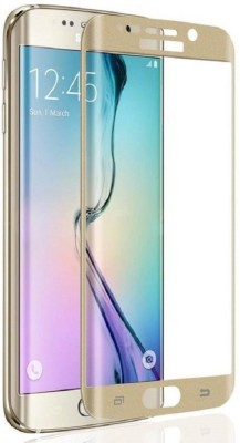 Wideals Tempered Glass Guard for Samsung Galaxy S6 Edge(Pack of 1)