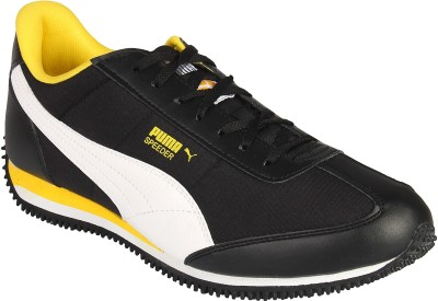 a3fc45d86a98 46% OFF on Puma Velocity Tetron Walking Shoes For Men(Black