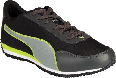 f2193e61a6dc ... france puma velocity tetron walking shoes for menblack green 5aa93 d8cd6
