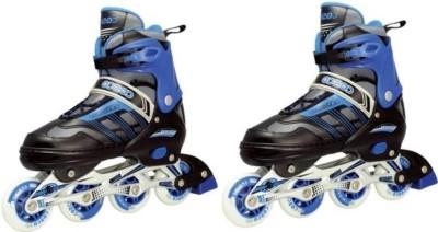 Cosco Sprint in-line In-line Skates - Size 2-5 UK(Multicolor)