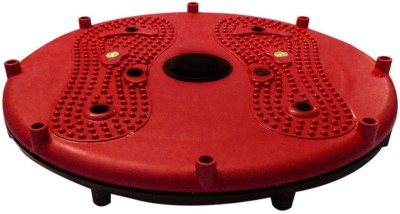 Instafit Tummy Twister Disc Stepper(Red)  available at flipkart for Rs.290